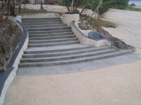 Beach Stairs Bukura