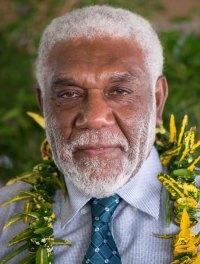 Vanuatu's Hon. PM Joe Natuman