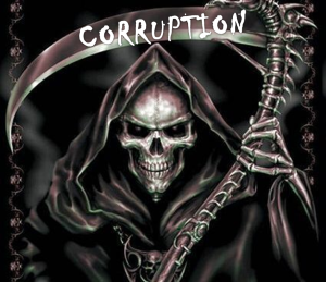 Corruption - The Silent Serial Killer
