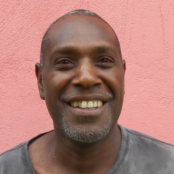 Robson Rangiman of Melemaat Village, Efate, Vanuatu