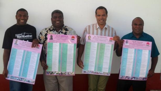 GJP Release 2014 MP Spending Reports