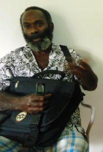Chairman Bob Homu