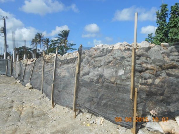 Mele Wall Development - 8 June 2015B