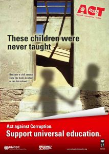 Anti-Corruption - Education
