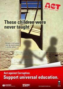 Anti-Corruption - Education