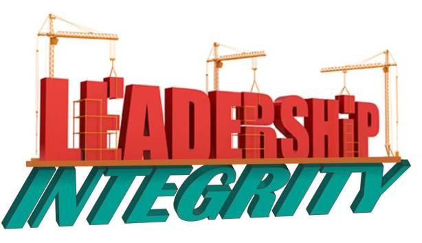 True Leadership is built on integrity